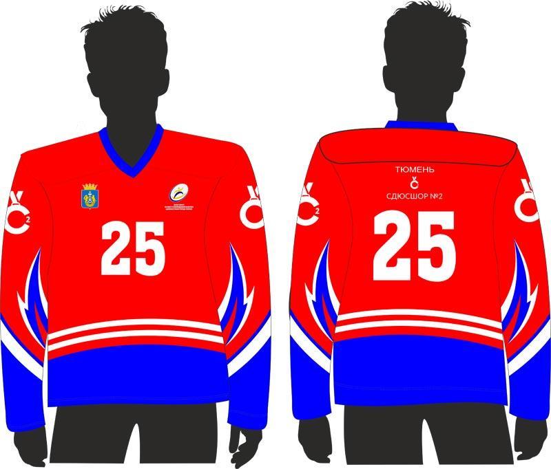 Хоккейная-форма-макет